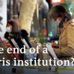 Fabled booksellers in Paris Latin Quarter face extinction | Focus on Europe