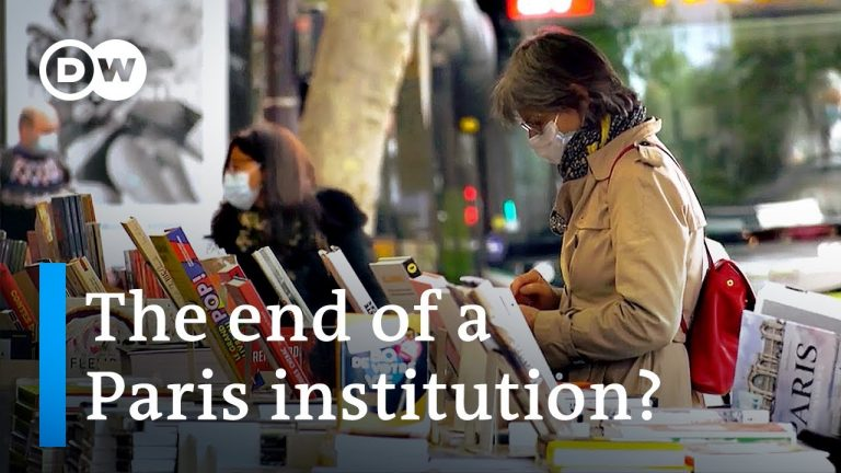 Fabled booksellers in Paris Latin Quarter face extinction   Focus on Europe