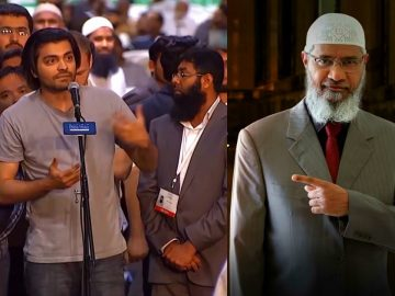 Answer 4 questions I will become a Muslim now and he has become a Muslim ||dr zakir naik