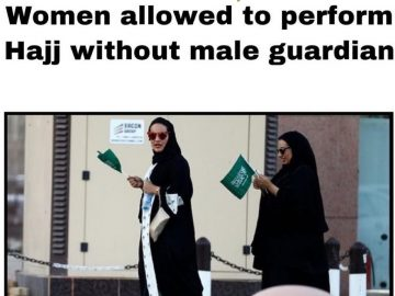 Womens Are Allowed To Perform Hajj Without Male Guardian 5