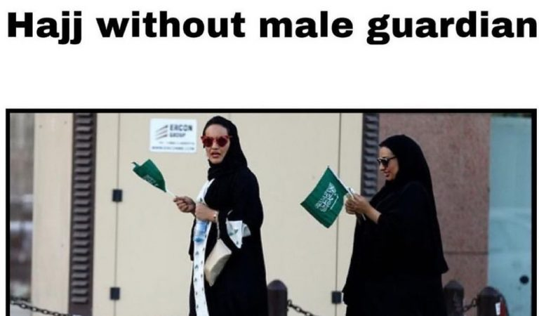 Womens Are Allowed To Perform Hajj Without Male Guardian