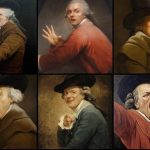 Joseph Ducreux made Paintings with Un-Orthodox Poses 1
