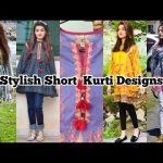 Stylish Short Kurti Designs For Summers    Fusion Tops 3
