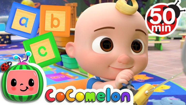 Learn Your ABC's with CoComelon + More Nursery Rhymes & Kids Songs - CoComelon 1