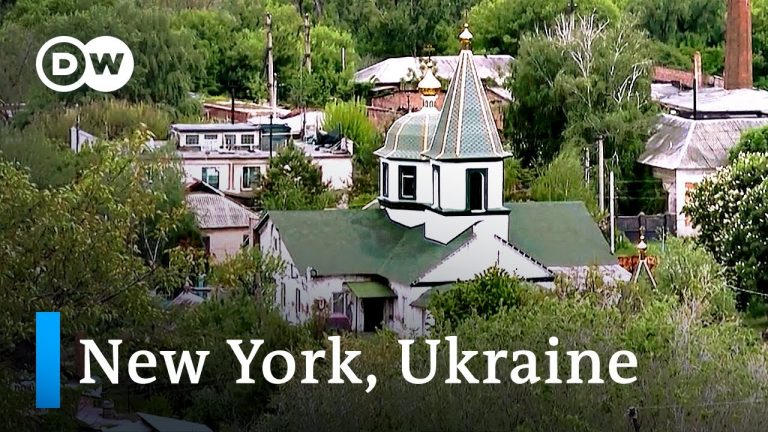 New York, Ukraine: A village on the Donbass front | Focus on Europa