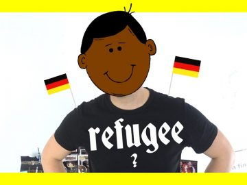 Will Being Brown Make You A Refugee In Germany? | Get Germanized