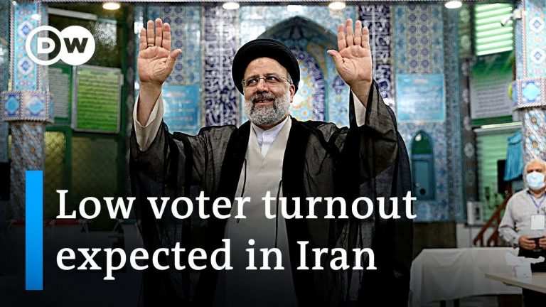 Elections in Iran: What's to expect from front-runner Ebrahim Raisi? | DW News