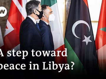 Conference in Berlin aims to keep Libya on track for election | DW News