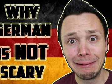 Why German is NOT Scary   Get Germanized