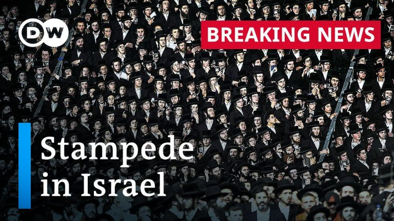 Stampede at religious celebration in Israel leaves dozens dead   DW News