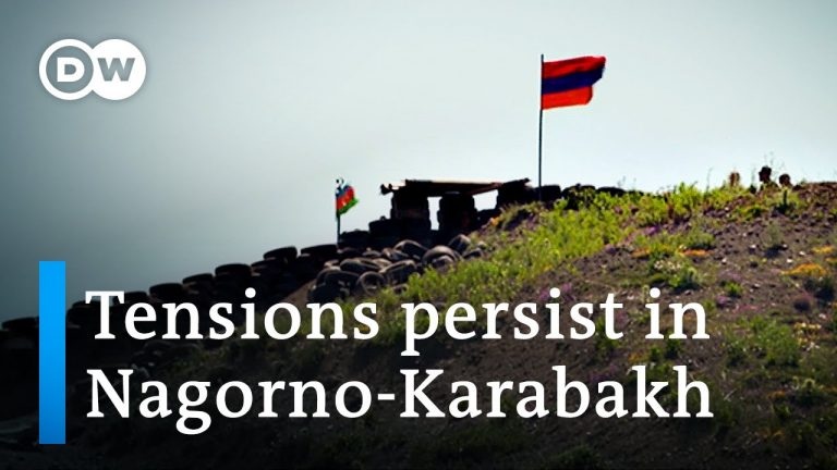 Armenia votes in election triggered by Nagorno-Karabakh defeat | DW News