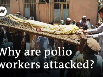 Afghanistan: Polio workers gunned down on the job   DW News