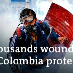Colombia protests one month in: 45 dead and dozens disappeared | DW News