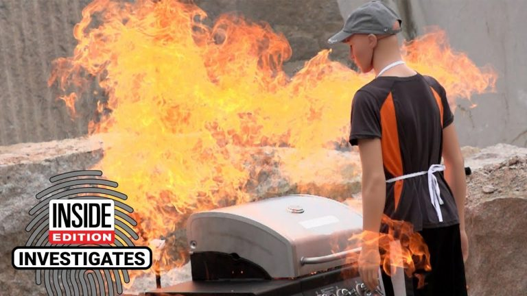 Grilling With Gas Is Great as Long as You're Safe