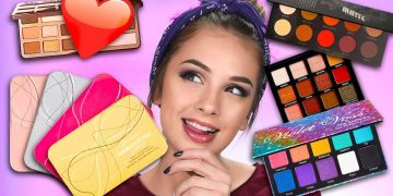 MUST HAVE Eyeshadow Palettes | Current Favorites