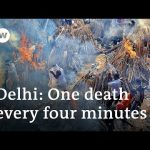 India's hospitals swamped as daily COVID cases approach 380,000   DW News