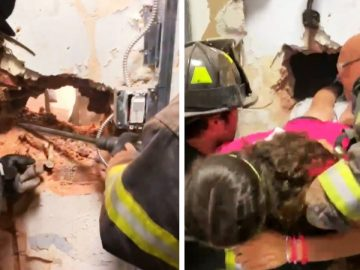 Firefighters Free Teenager Trapped in Store's Dressing Room