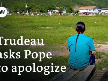 Canada PM Trudeau apologizes over Indigenous school graves | DW News