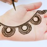 New latest easy mehndi design for hands simple and easy Mehandi ka design 2021 just mehndi 3