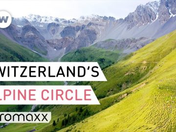Travelling On One Of Switzerland's Most Beautiful Paths - Alpine Circle