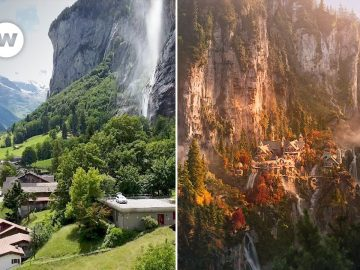 The Real Places That J. R. R. Tolkien Got His Inspirations For Middle-Earth From