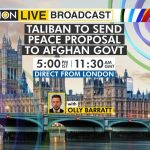WION Live broadcast: Watch top news of the hour | Taliban to send peace proposal to Afghan govt