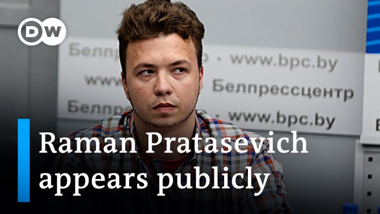 Belarus: How safe are critical journalists currently? | DW News
