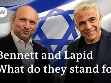 New Israeli coalition: who are Bennett and Lapid (in their own words)? | DW News