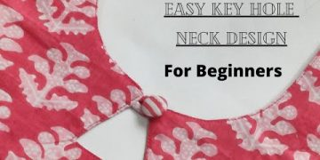 Extremely Easy Kurti Front Neck Design for Beginners 7