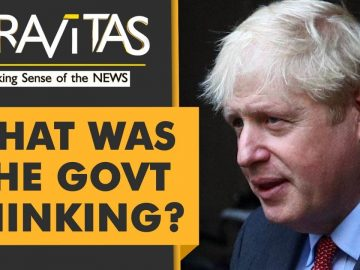 Gravitas: UK drops all Covid restrictions