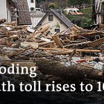 Flooding in Germany: Ministry of Defense issues military disaster alert   DW News