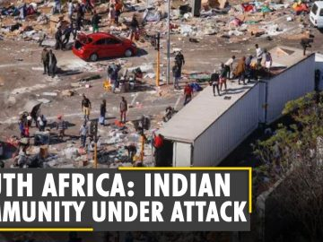 South Africa: Indian community under attack