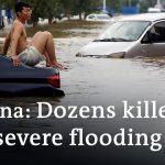 Deadly flooding paralyzes Henan province in China   DW News
