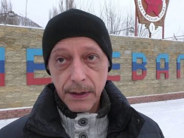 ❗ Documentary: The Dutchman who's been in Donbass all war