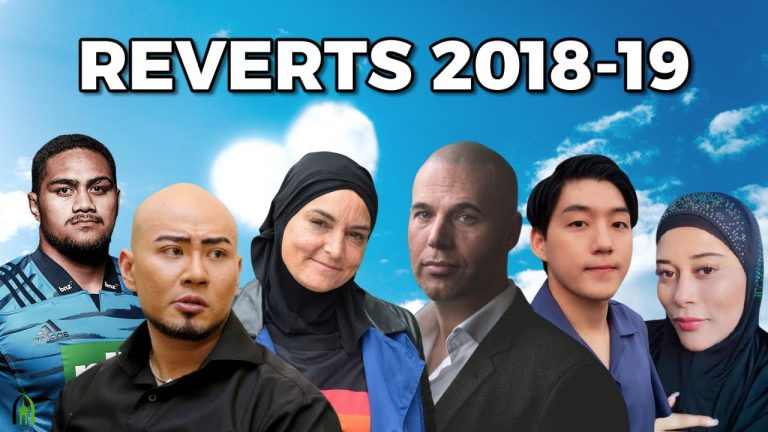 Famous People Who Accepted Islam in 2018-2019