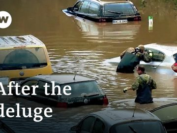 Deadly floods in Germany: What remains | Focus on Europe