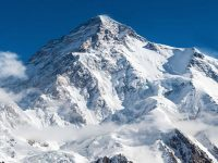 Pakistan's Shehroz youngest to conquer K2 28