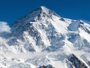 Pakistan's Shehroz youngest to conquer K2 2