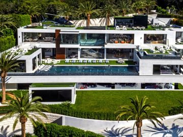 America's Most Expensive Megamansion Gets $100 Million Price Cut 13