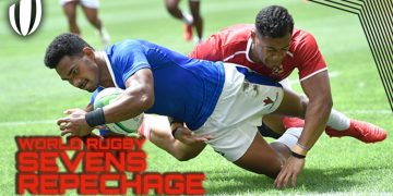 Monaco Sevens - World Rugby Repechage Day 2 - Spanish Commentary