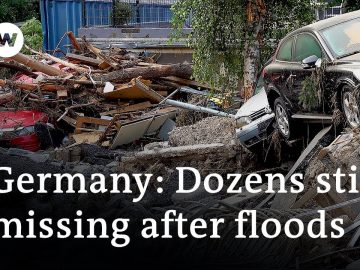 Hopes of finding survivors fade in flood-hit areas in Germany | DW News