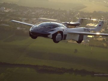 We Just Got One Step Closer to Flying Cars