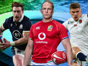 INTRODUCING the 2021 British and Irish Lions! | Lions at the World Cup!