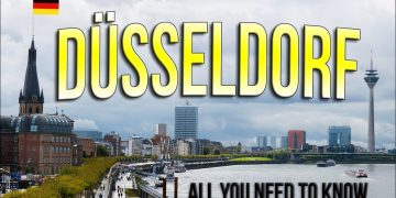 Düsseldorf in Germany: All You Need To Know (And More)   Get Germanized