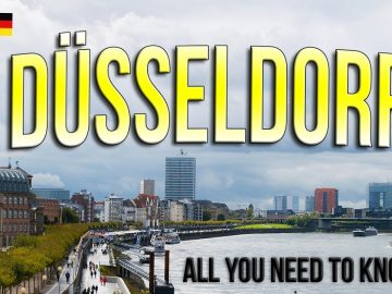 Düsseldorf in Germany: All You Need To Know (And More) | Get Germanized