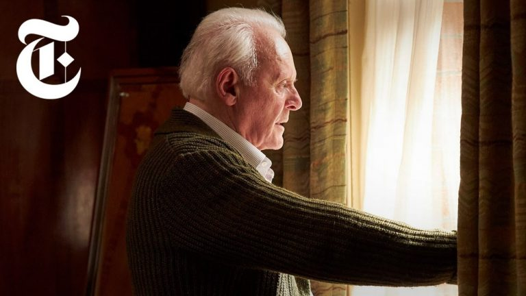 How Anthony Hopkins Inhabits 'The Father'   Anatomy of a Scene