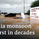 India floods and mudslides kill more than 100, many missing or trapped | DW News