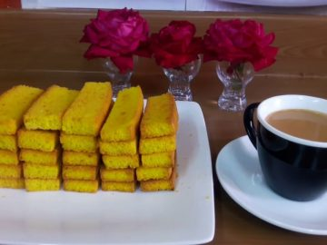 ✅Tasty Cake Rusk Recipe by ❇Cooking with Asifa❇ yt_vid-112