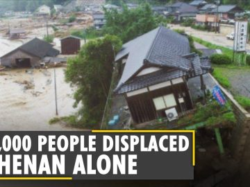 Central China Floods: Death toll goes up to 33, thousands evacuated from Henan province English News