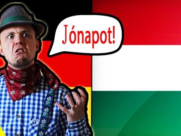 A German Attempting To Speak HUNGARIAN 🇭🇺 Get Germanized 1